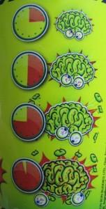 Le bonbon qui fait grossir le cerveau