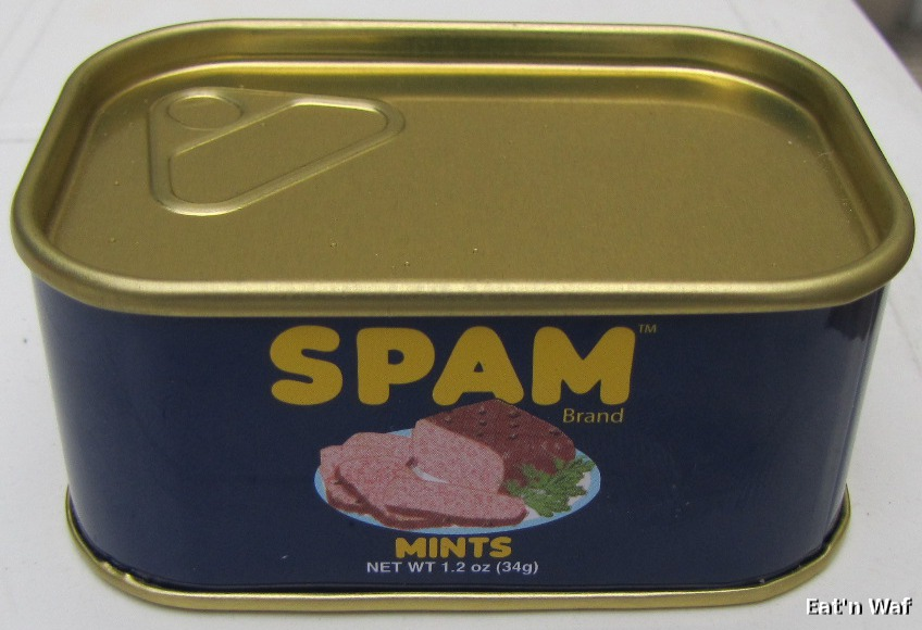 Spam, Spam, Spam, Spam, pastilles Spam, Waf, Spam and Spam
