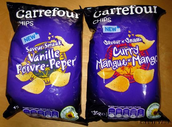 Saveurs inventives de Carrefour