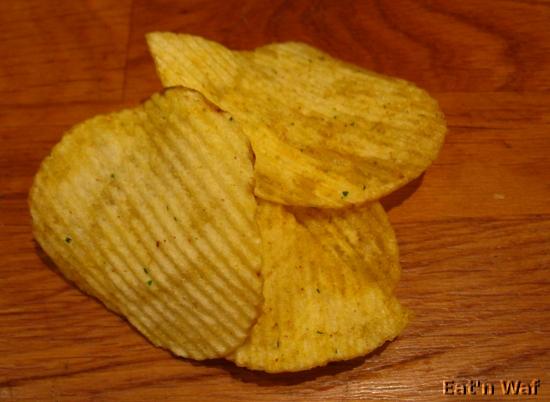 J'ai trouvé dans ma loge des pommes chips normales ...