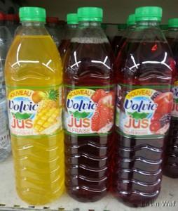 Des fruits, de l'eau de source... du fun ?