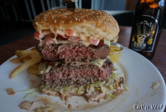 Rien de moins que 600g de délicieuse viande islandaise