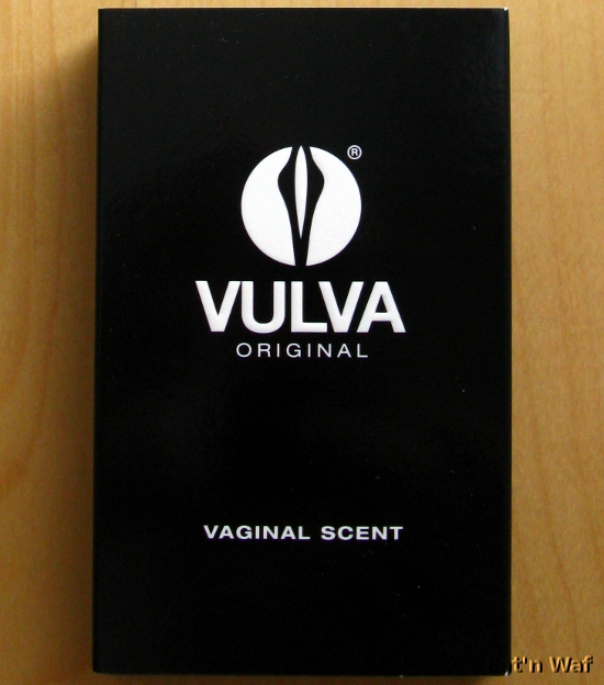 The vaginal scent of a beautiful woman