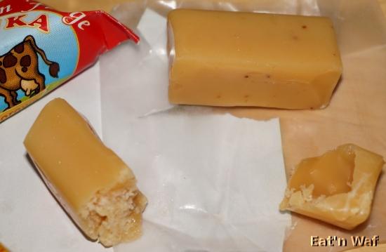 Malgré leur origine et le wyborowa inscrit sur ces caramels, ils ne contiennent pas de vodka