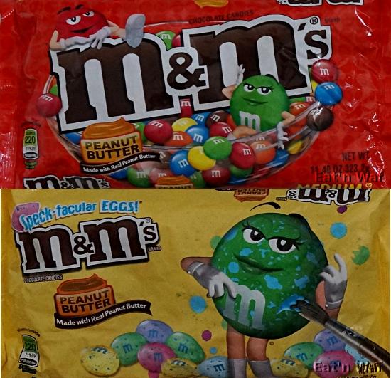 Pour briller en société : M&Ms signifie Mars & Murrie's
