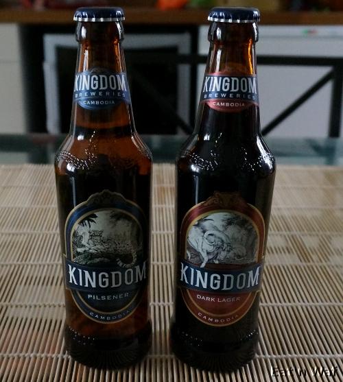 Kingdom, un nom tout trouvé pour une bière venant d'un royaume