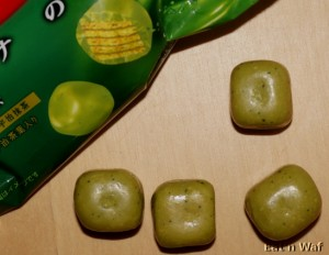 Les boules, à peine 10 KitKat dans le sachet