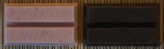 Fraise et Chocolat Noir