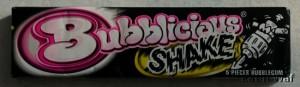 Shake, shake, shake,  shake your gumy