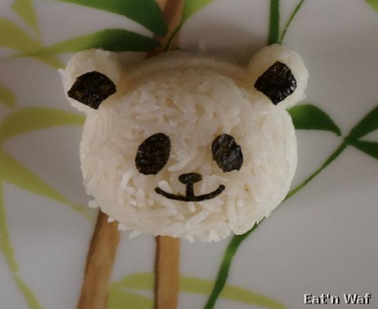 Étape panda