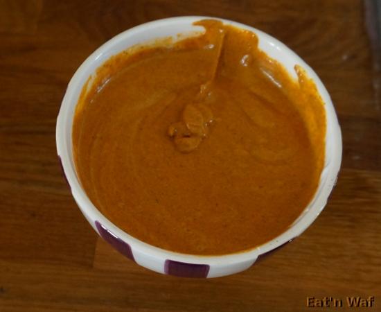 Étape 1 : préparer la sauce