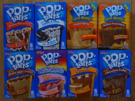 Donne moi une Pop Tarts et on en parle plus