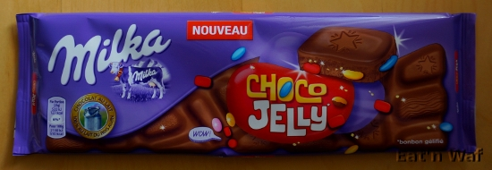 On s'attendait à une tablette aux jelly beans