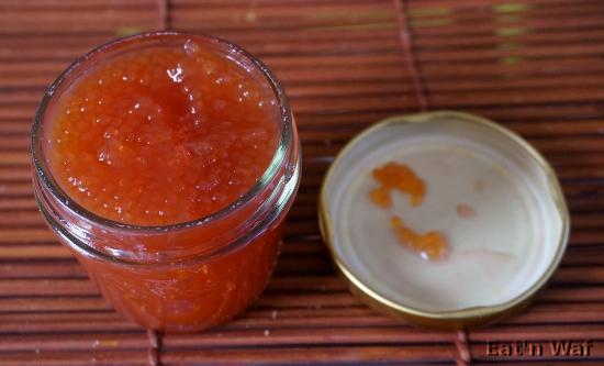 Pour la StValentin offrez des perles (au saumon)