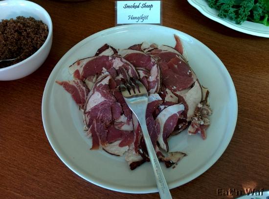 Hangikjöt, un plat unique au monde