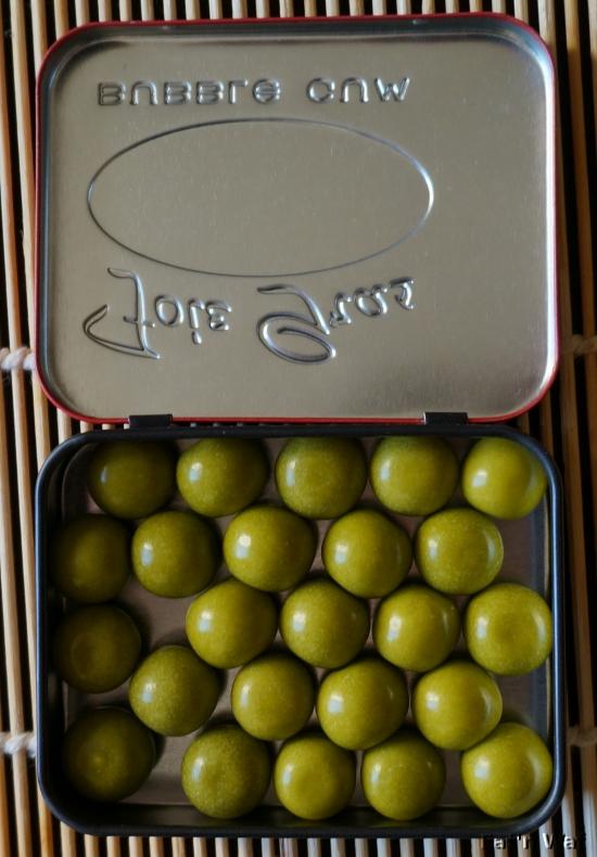 Vert comme ... du foie gras