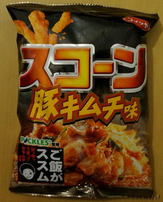 Pour manger du kimchi partout