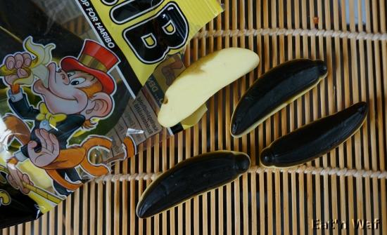 Les bananes noires ne sont pas si grandes que ça finalement