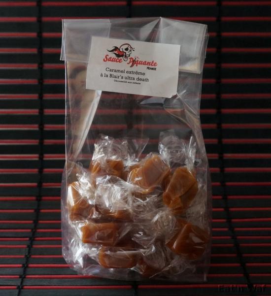 Des caramels semblant bien innocents ...