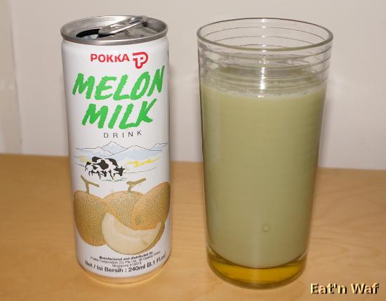 Marécage, algue, zombie, ce lait n'évoque que du bon