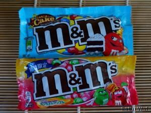 M&M's, la bataille du Pacifique