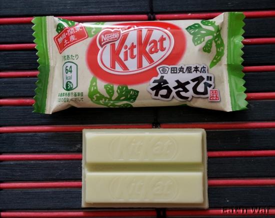 Accompagne à merveille les KitKat saumon et thon rouge