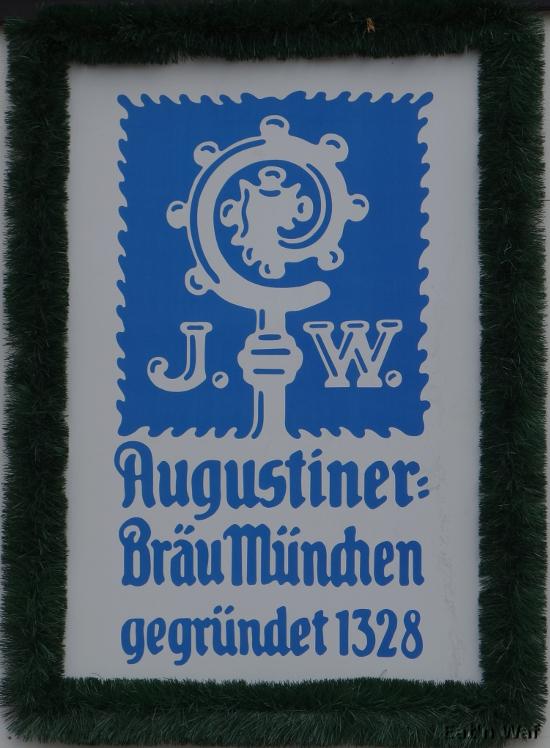 Augustiner, une des brasseries munichoise