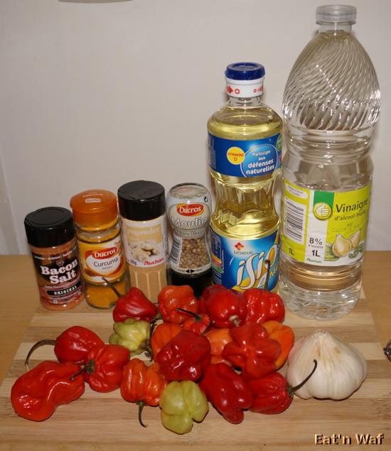 Cauchemar en cuisine 1 p te de piment - Recette cauchemar en cuisine ...