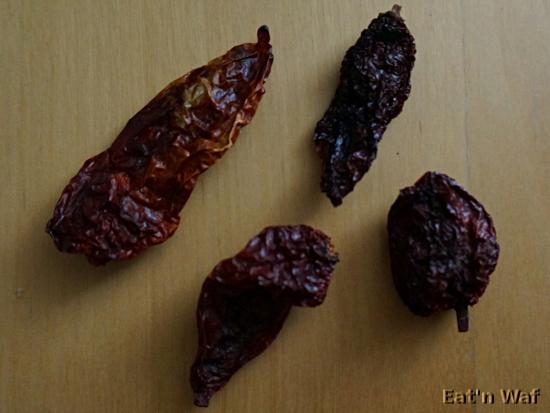 Piment Bhut Jolokia