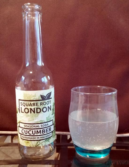 √concombre = soda