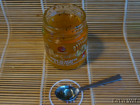 Miele di acacia e tartufo
