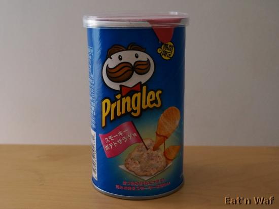 Pringles salade de patate