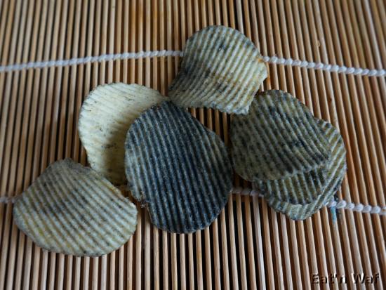 Non, ce ne sont pas de vieux chips retrouvés derrières le frigo