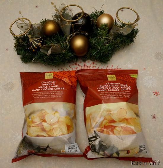 Chips de Noël
