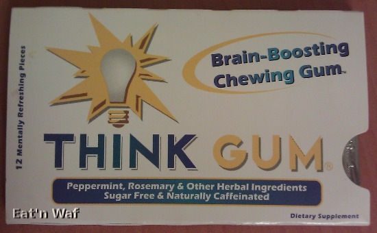 Chewing-gum Think Gum