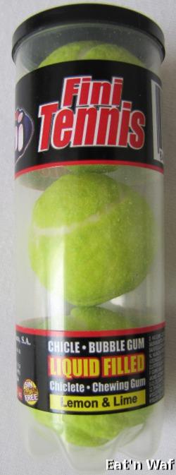 Chewing-gum Fini Tennis